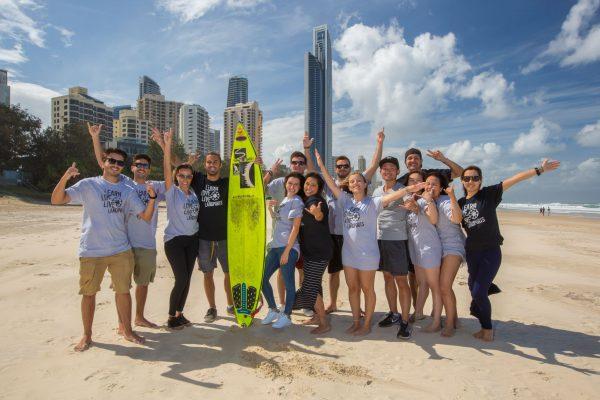Séjour linguistique à Gold Coast