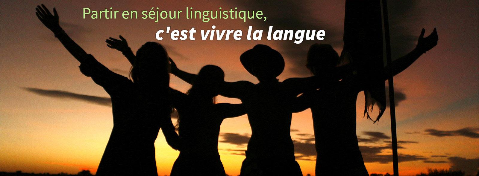 Partir en séjour linguistique, c'est vivre la langue