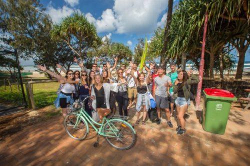 Langports Gold Coast Surfers Paradise Students