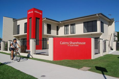 Cairns College of English Share House
