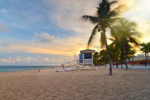 Apprendre l'anglais à Fort Lauderdale en séjour linguistique aux USA