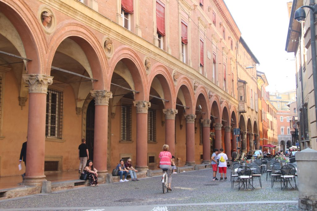 Votre séjour linguistique à Bologne