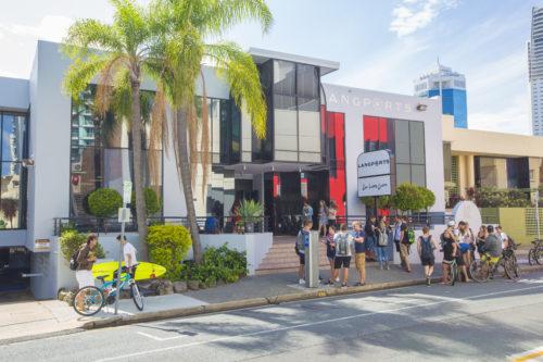 L'école Langports à Gold Coast
