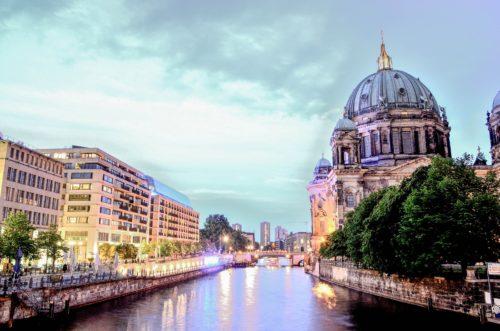 Cathédrale de Berlin - Berlin pour votre séjour linguistique
