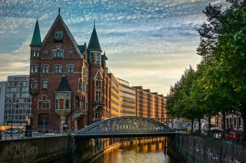 Immersion linguistique à Hambourg