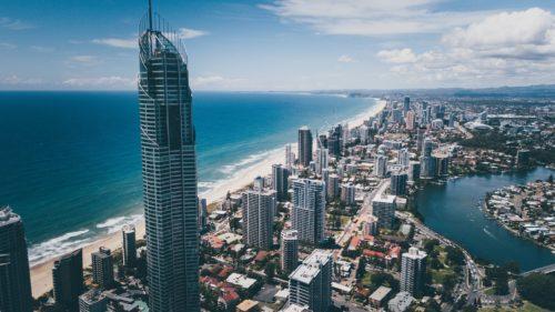 Gold Coast en Australie