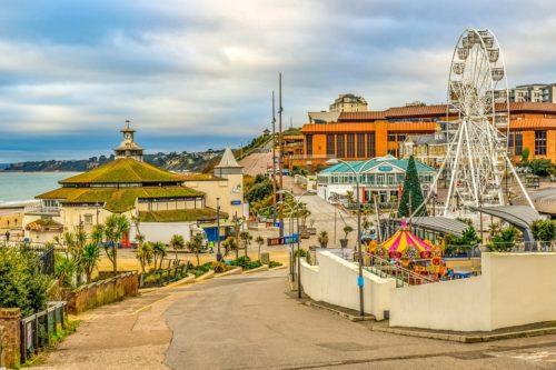 Séjour linguistique à Bournemouth