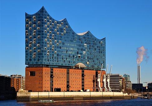 Séjour linguistique à Hambourg - Philharmonic