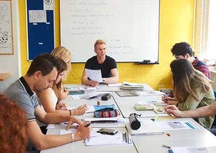 L'école London Central LSI