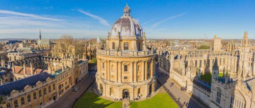 Votre séjour linguistique à Oxford !