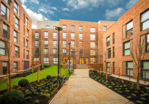 La résidence Newcastle 1 pour votre séjour linguistique !