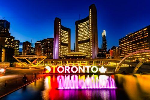 Toronto est une ville dynamique et vivante