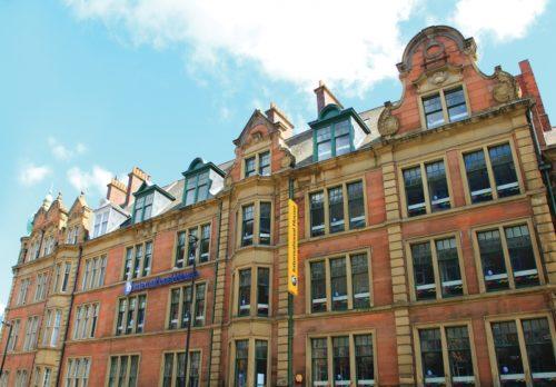 L'école IH Newcastle !