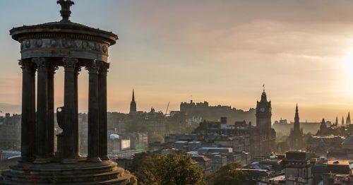 Votre séjour linguistique à Edimbourg