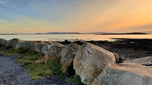 La baie de Galway