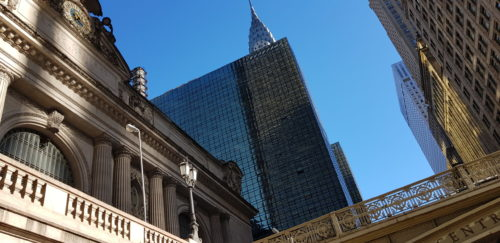 Grand Central station et Empire State Building