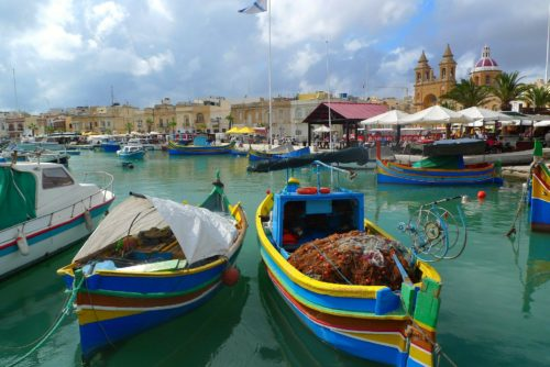 Un séjour linguistique à Malte
