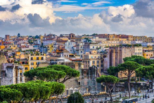 Votre séjour linguistique à Rome !